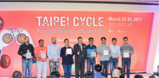 TAIPEI CYCLE D&I AWARDS
