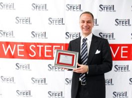 made in steel awards
